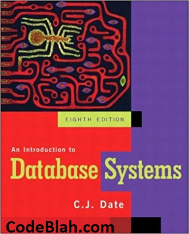 An Introduction to Database Systems 8th Edition By C.J. Date Pdf Free Download